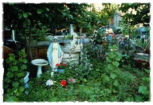 Holy Mary Mother Of God Garden
